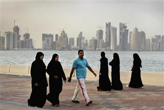 Mideast Gulf Trapped by Debt