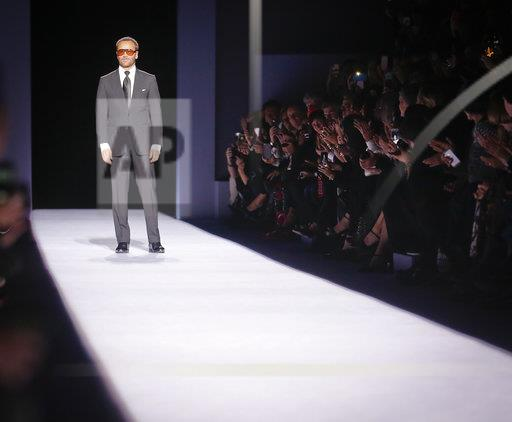 NY Fashion Week - Tom Ford