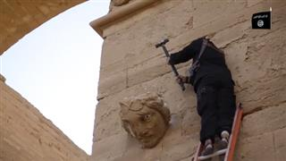 Iraq Islamic State Heritage Destroyed