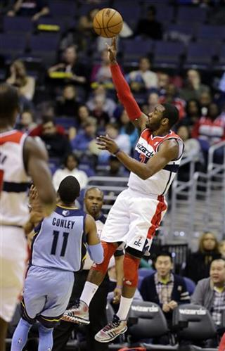 John Wall, Mike Conley