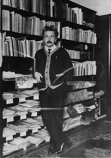 Associated Press International News Germany ALBERT EINSTEIN