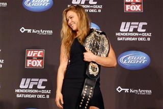 UFC 157 Mixed Martial Arts