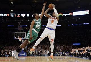 Jordan Crawford, J.R. Smith
