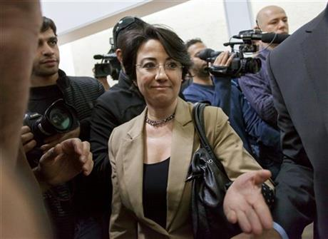 Hanin Zoabi