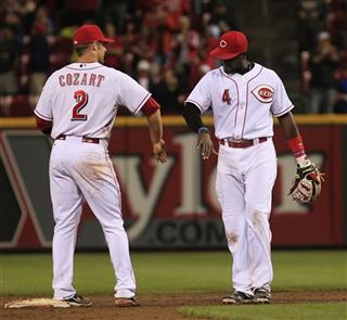 Zack Cozart, Brandon Phillips