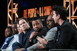 Malcolm-Jamal Warner, Sterling K. Brown, Sarah Paulson, John Travolta, Cuba Gooding Jr., Courtney B. Vance, David Schwinner
