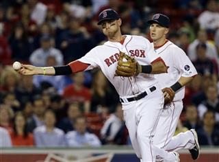 Will Middlebrooks, Stephen Drew