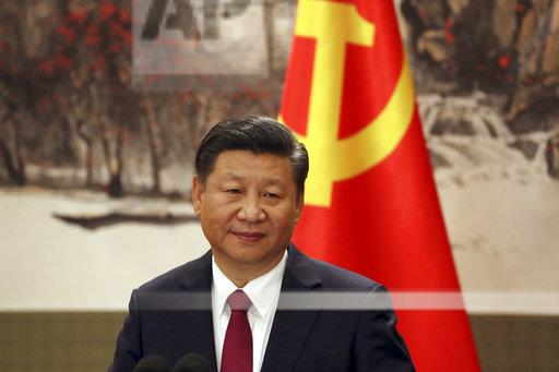 China Communist Party Leadership