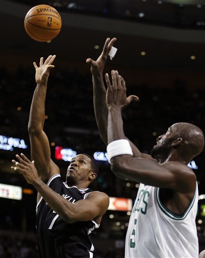 Joe Johnson, Kevin Garnett