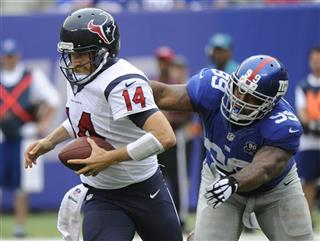 Texans Giants Football