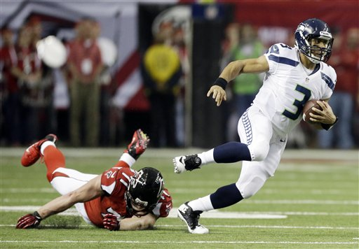 Russell Wilson, Kroy Biermann