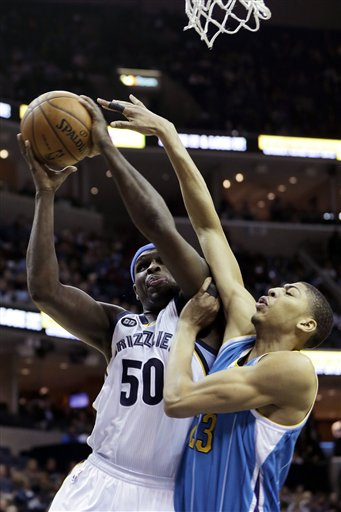 Zach Randolph, Anthony Davis