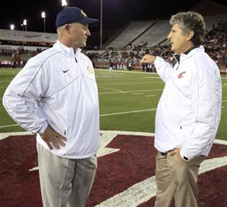 Jeff Tedford, Mike Leach