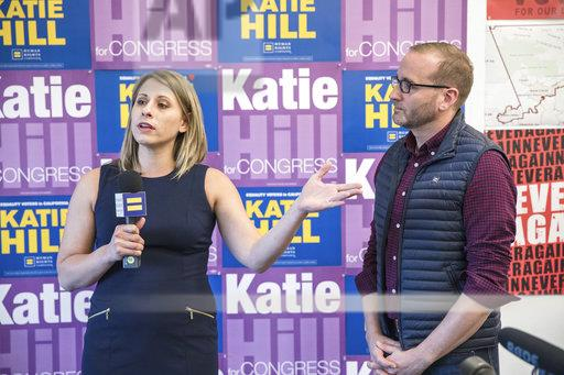 Phone Banking to Elect Katie Hill to Congress