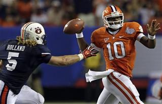 Auburn Clemson Football