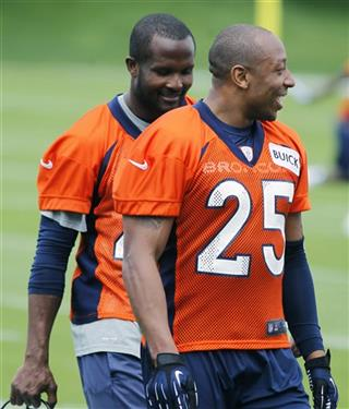 Chris Harris, Champ Bailey