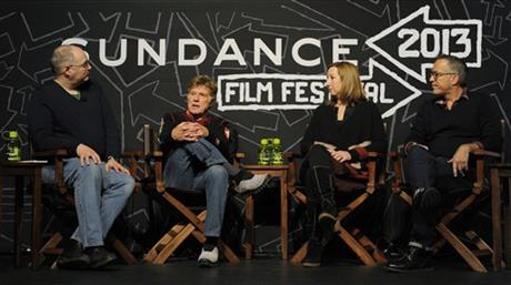 Sean Means, Robert Redford, John Cooper, Keri Putnam