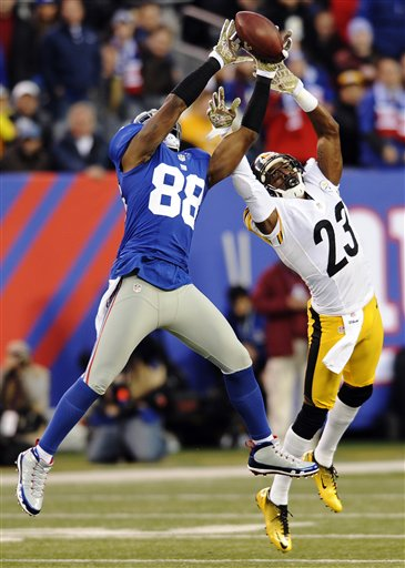 Hakeem Nicks, Keenan Lewis
