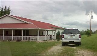 Cook family property in Pike County