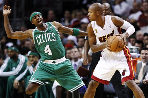 Jason Terry, Ray Allen
