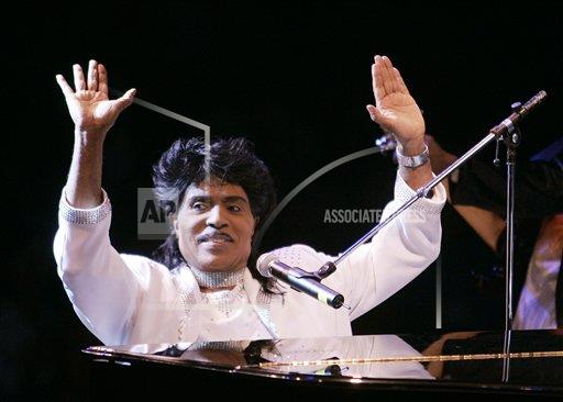 Associated Press Domestic News New York United States Entertainment LITTLE RICHARD