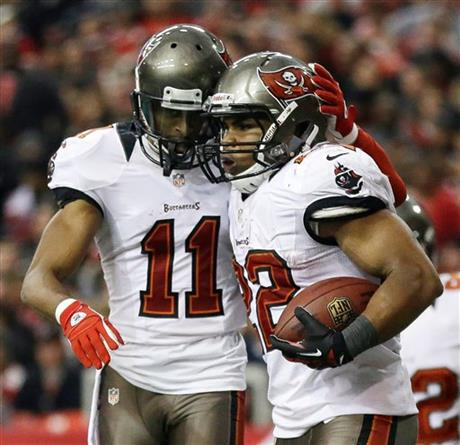 Doug Martin,Tiquan Underwood