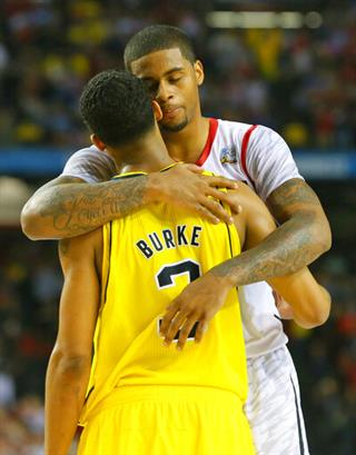 NCAA Final Four Michigan Louisville