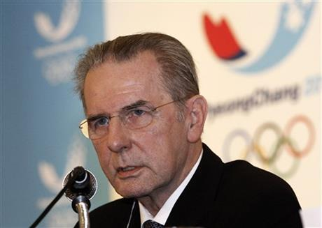 Jacques Rogge