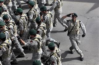 Mideast Iran Army Day