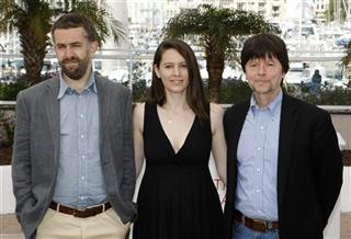 David McMahon, Sarah Burns, Ken Burns