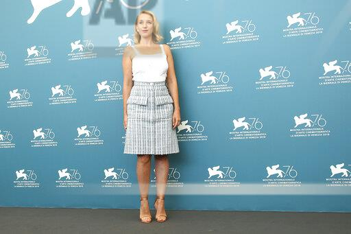 Italy Venice Film Festival 2019 The New Pope Photo Call