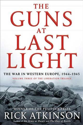 Book Review The Guns at Last Light