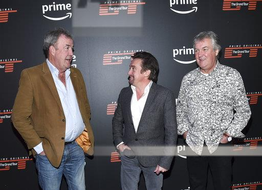 """The Grand Tour"" Season 2 Premiere"