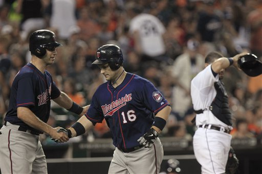 Josh Willingham, Joe Mauer