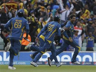 Britain Cricket ICC Champions Trophy Australia Sri Lanka