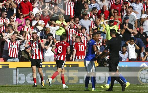 Sheffield United v Leicester City - Premier League - Bramall Lane