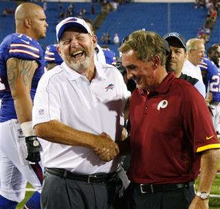 Mike Shanahan, Chan Gailey
