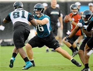 Jaguars Rookies Football