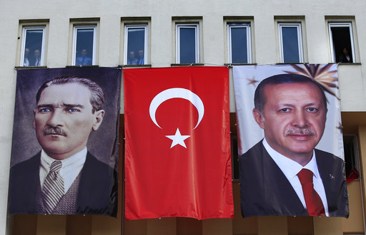 Does Turkey's path build on the legacy of founder Ataturk?