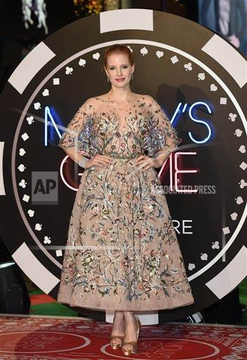 STRMX KGC-03/STAR MAX/IPx A ENT California USA IPX Jessica Chastain at the premiere of 'Molly's Game' - 12/6/17