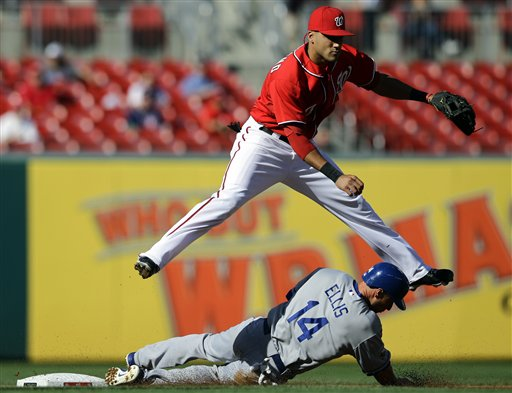 Ian Desmond, Mark Ellis