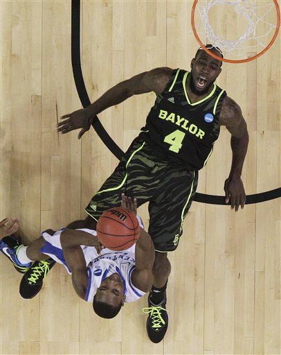 APTOPIX NCAA Kentucky Baylor Basketball