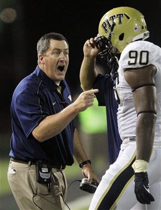 Paul Chryst, T.J. Clemmings