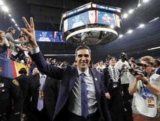Villanova Repeat Basketball