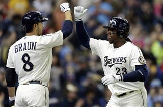 Rickie Weeks, Ryan Braun