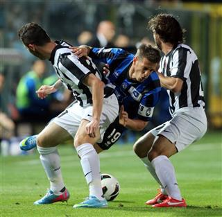 German Denis, Luca Marrone, Andrea Pirlo