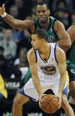 Stephen Curry, Jason Collins