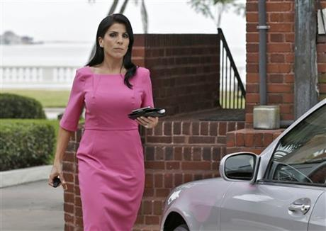Jill Kelley, David Petraeus