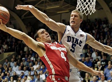 Aaron Craft, Mason Plumlee