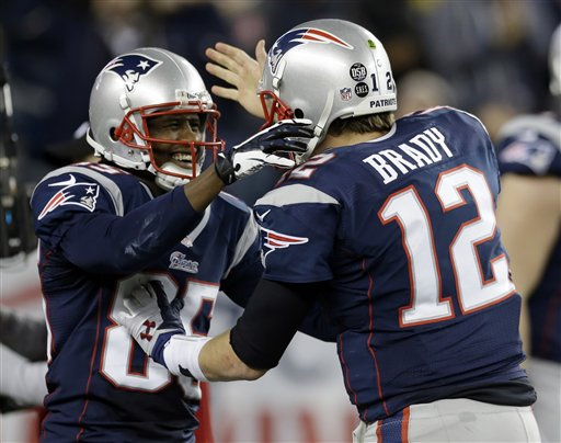 Tom Brady, Brandon Lloyd